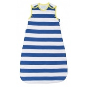 Grobag Sleep Bag - True Blue Stripes 1.0 Tog (18-36 Months)