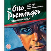 Otto Preminger Collection Limited Edition 3 - disc Blu-ray set