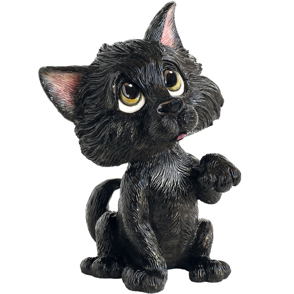Little Paws Figurines Lucky - Black Cat