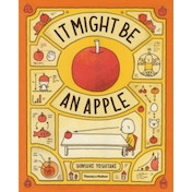 It Might Be An Apple by Shinsuke Yoshitake (Hardback, 2015)