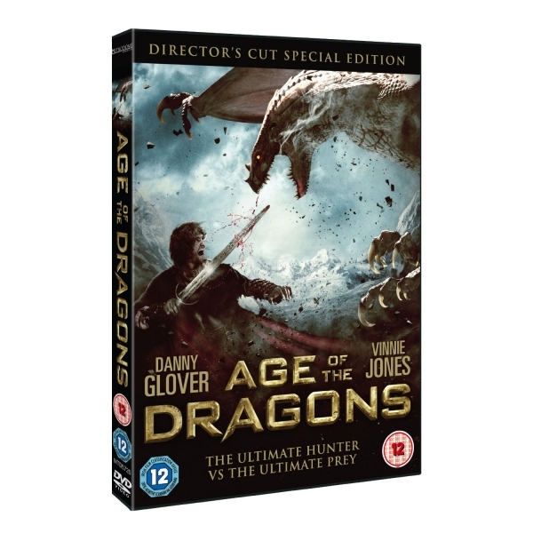 Age Of The Dragons Director's Cut DVD