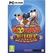Worms Reloaded Game of the Year Edition Game PC