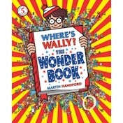 Where's Wally? The Wonder Book by Martin Handford (Paperback, 2007)