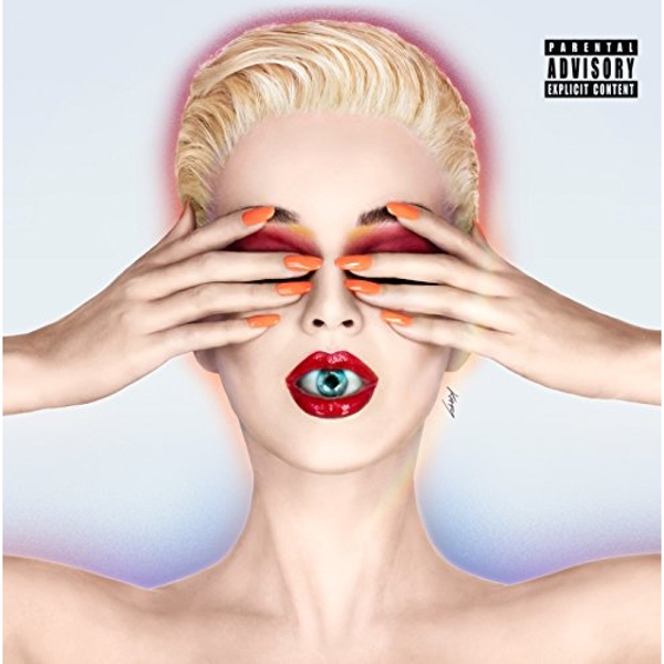 Katy Perry - Witness Music CD