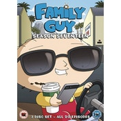 Family Guy Season 17 DVD