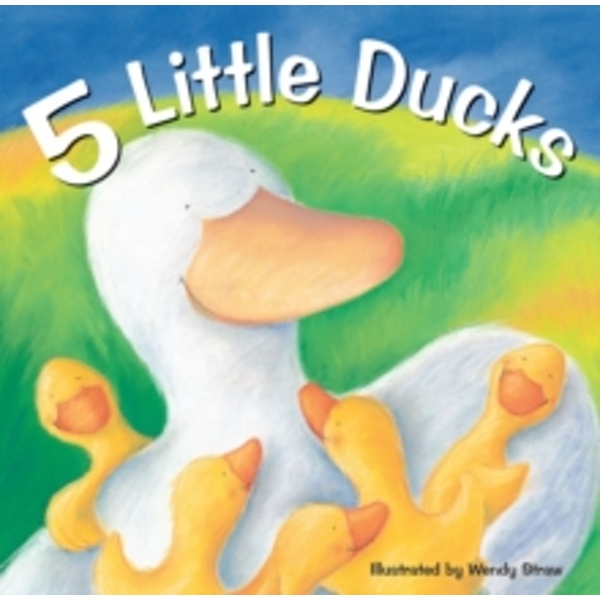 5 Little Ducks : 20 Favourite Nursery Rhymes