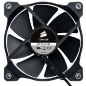 Corsair Air Series SP120 Quiet Edition High Static Pressure 120mm Fan Single Fan with Customizable Three Colored Rings