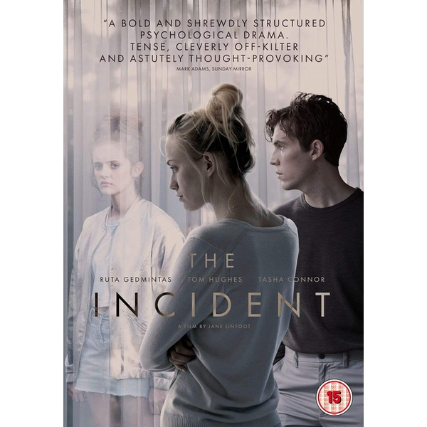 The Incident 2017 DVD