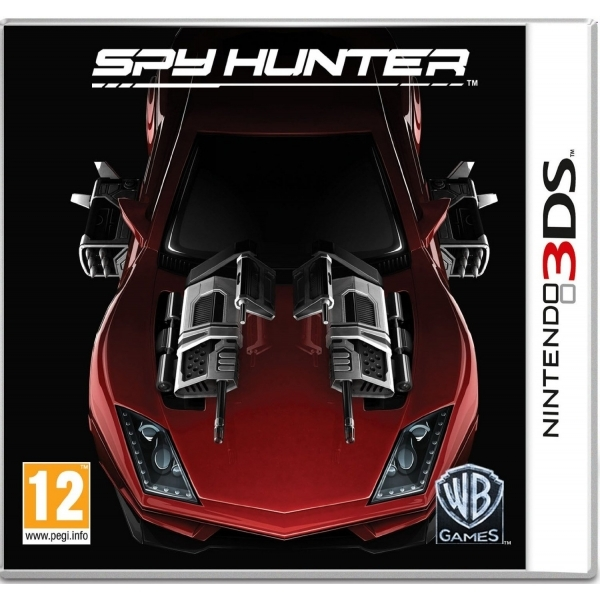 Spy Hunter Game 3DS