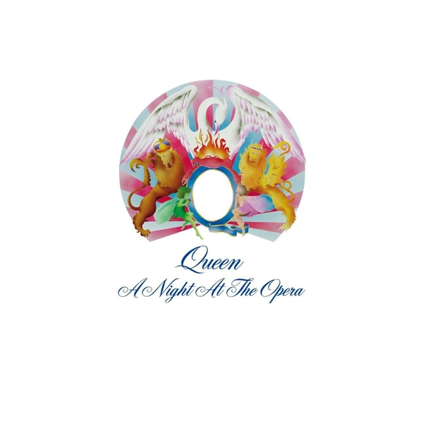 Queen ‎– A Night At The Opera Vinyl