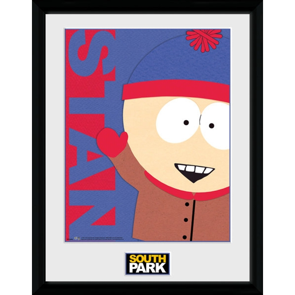 South Park Stan Collector Print