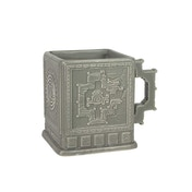 Shadow of the 3D Mayan Ruins (Tomb Raider) Mug