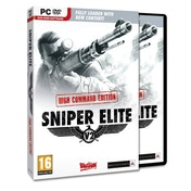 Sniper Elite V2 High Command Edition Game PC