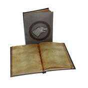 Stark (Game Of Thrones) Notebook With Light