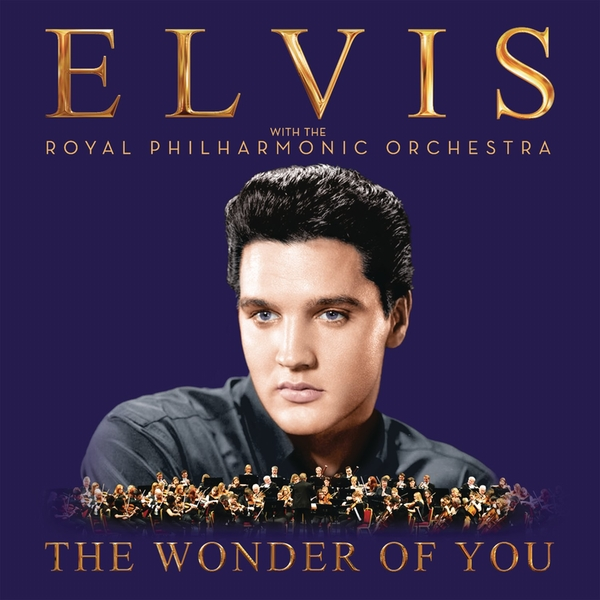 Elvis Presley - The Wonder Of You CD