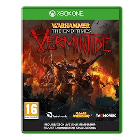 Warhammer End Times Vermintide Xbox One Game