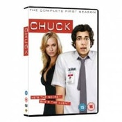 Chuck Complete First Series 1 Box set 4 Disk DVD