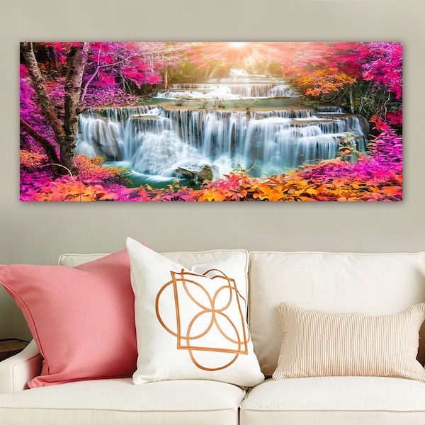 YTY311312285_50120 Multicolor Decorative Canvas Painting