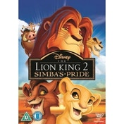Lion King 2 Simba's Pride DVD
