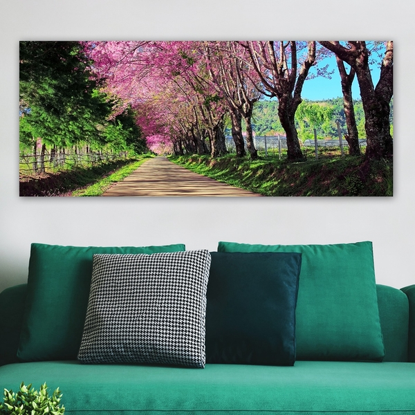 YTY99602360_50120 Multicolor Decorative Canvas Painting