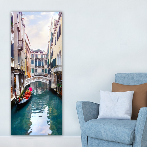 DKY105869442_50120 Multicolor Decorative Canvas Painting