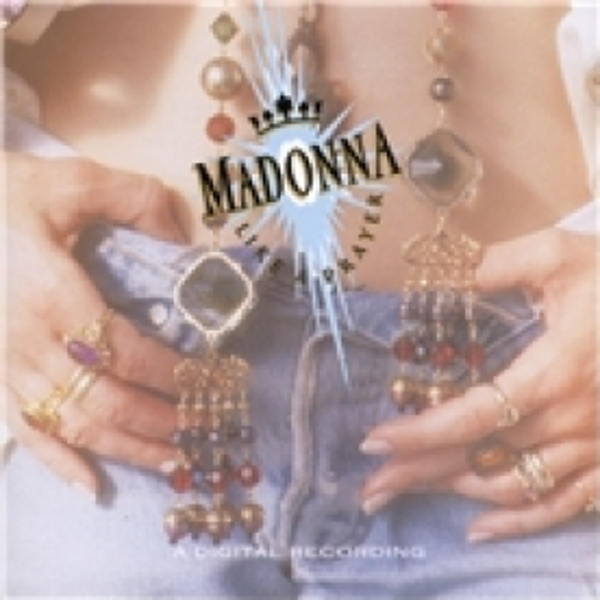 Madonna Like A Prayer CD