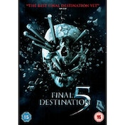 Final Destination 5 2011 DVD