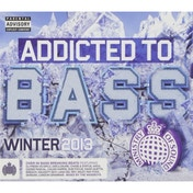 Addicted to Bass Winter 2013 3CD