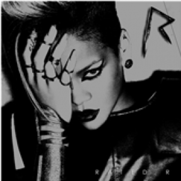 Rihanna Rated R CD