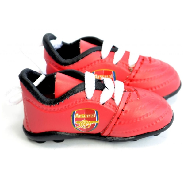 Arsenal Boots Car Hanger