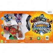 Skylanders Giants Starter Pack Wii Game (Ex-Display) Used - Like New