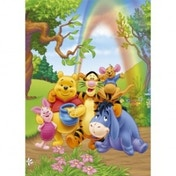 Winnie The Pooh Group Maxi Poster