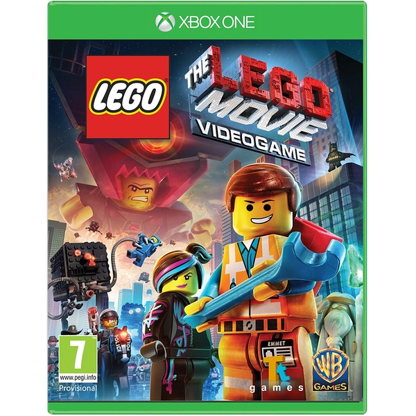 The Lego Movie Videogame Xbox One Game - Image 1