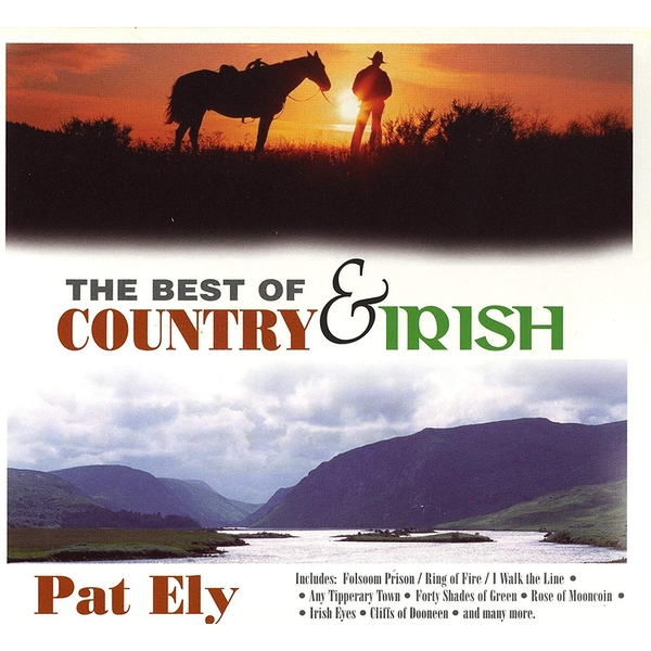Ely Pat - The Best Of Country And Irish CD