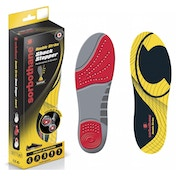 Sorbothane Double Strike Insoles UK Size 3-4.5