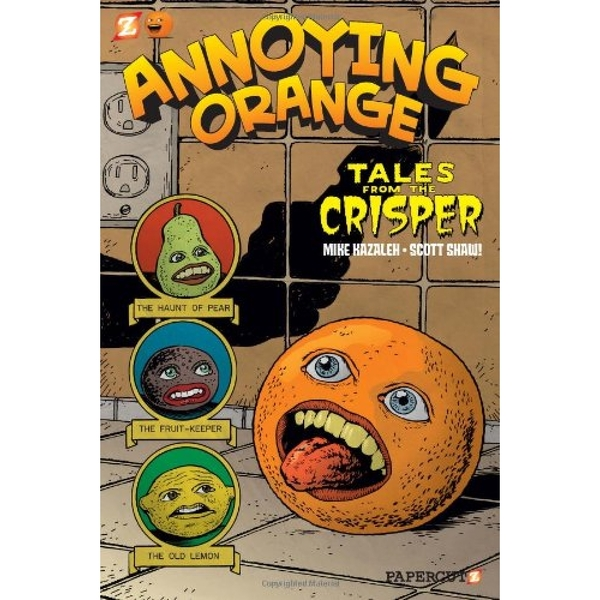 Annoying Orange #4:Tales from the Crisper