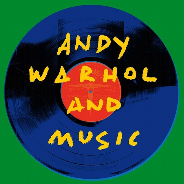 Various - Andy Warhol and Music Vinyl