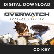 Overwatch Origins Edition PC CD Key Download for Battle