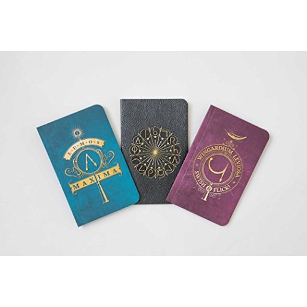 Harry Potter: Spells Pocket Journal Collection  Notebook / blank book 2018