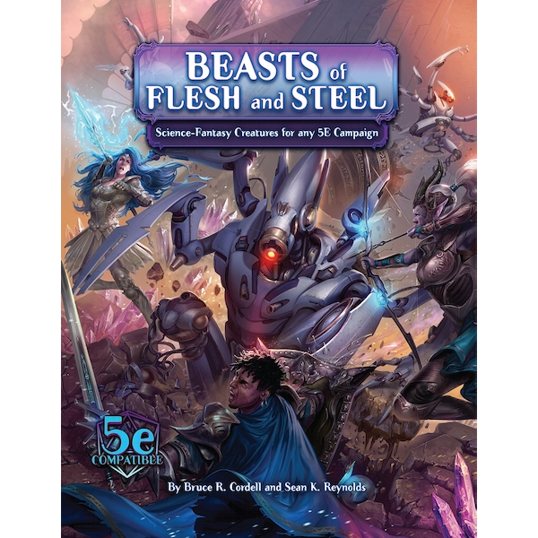 Dungeons & Dragons - Arcana of the Ancients: Beasts of Flesh and Steel