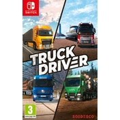 Truck Driver Nintendo Switch Game