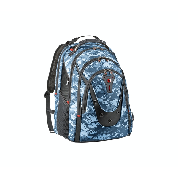 Wenger/SwissGear Ibex notebook case 43.2 cm (17 inch) Backpack Camouflage