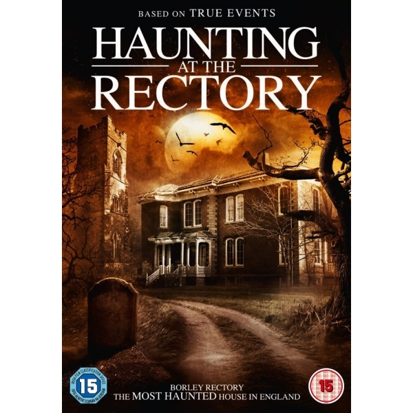 The Haunting At The Rectory DVD