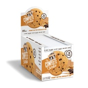 Peanut Butter Choc Chip (Pack Of 12) Complete Cookie