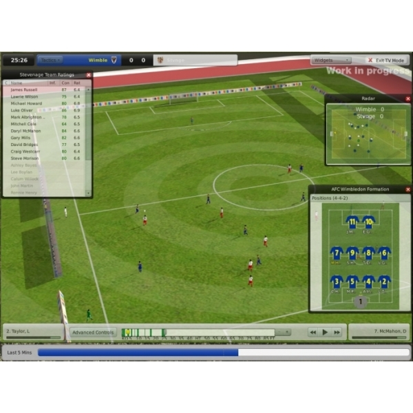 Football Manager 2009 Game PC & MAC - Image 2