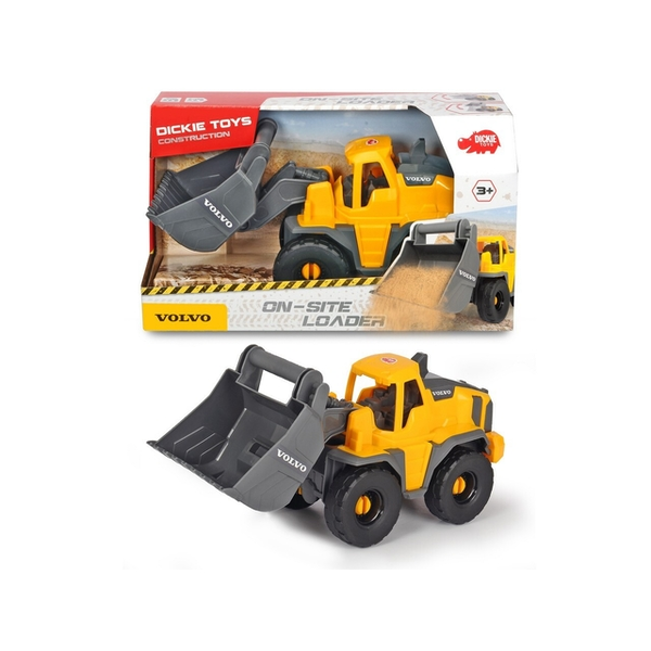 Volvo On-Site Loader Truck Toy