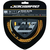 Jagwire Road Elite Link Shift Cable Kit Gold