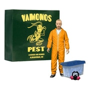 Jesse Pinkman in Orange Hazmat Suit (Breaking Bad) Deluxe Action Figure