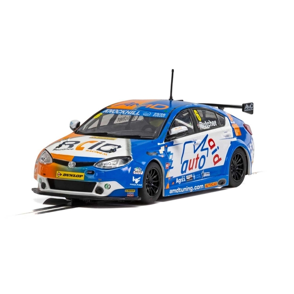 MG6 AMD BTCC 2018 Rory Butcher 1:32 Scalextric Touring Car