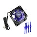 Noiseblocker BlackSilent Fan XR2 Fan - 60mm (2200rpm) - Image 2